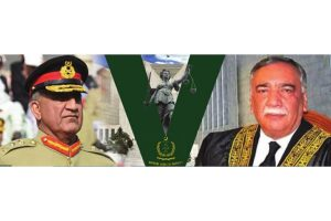 Battle between army and judiciary in Pakistan
