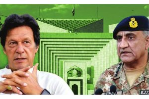 Tremors for General Bajwa