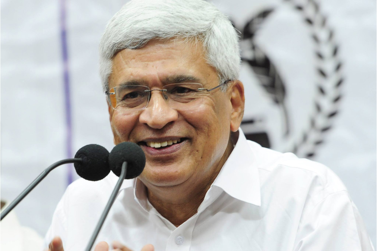 The Saturday Interview, Prakash Karat, Harkishan Singh Surjeet, Communist Party of India (Marxist)