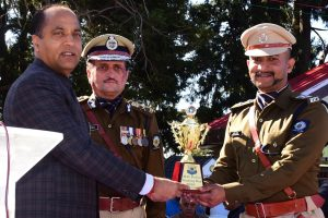 Government to fill 1,000 vacant constable posts in HP Police: Jai Ram