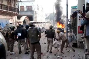 Six members of Popular Front of India arrested in connection with Friday violence