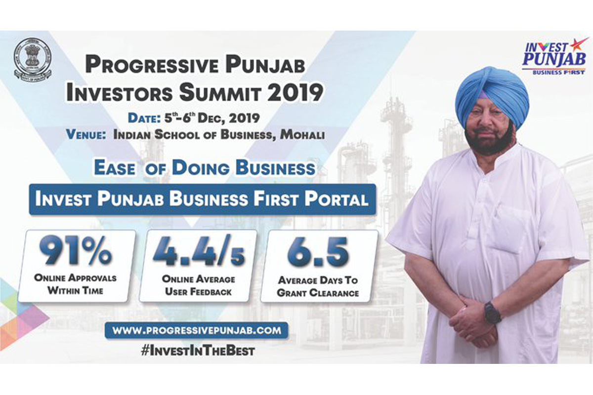 Punjab, Chandigarh, Amarinder Singh, World Economic Forum, WEF, Ludhiana