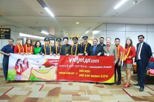 Vietjet launches direct flights from Delhi to Hanoi and Ho Chi Minh City