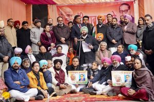 BJP trying to change Constitution's preamble: Captain