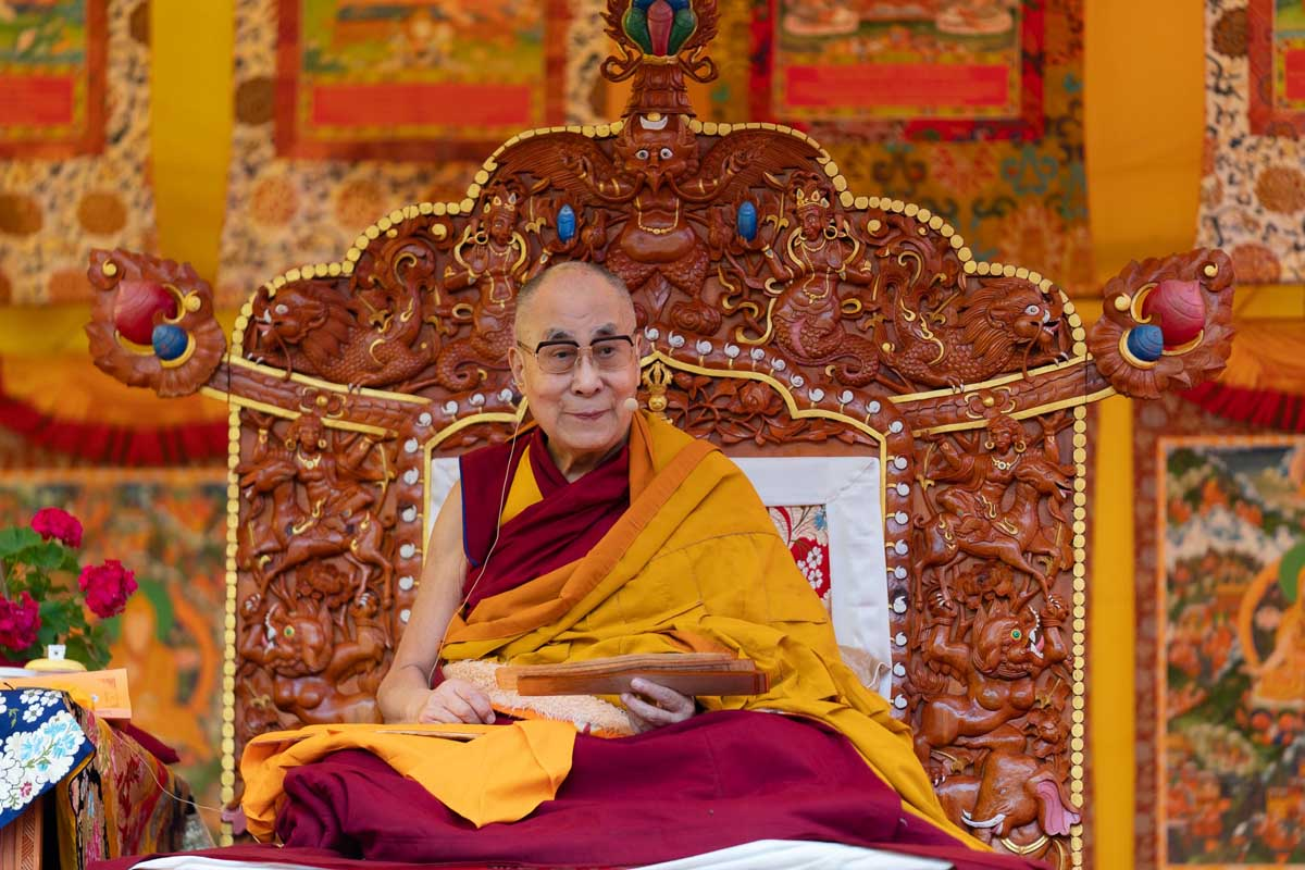 Dalai Lama on 2-week visit to Goa, Karnataka