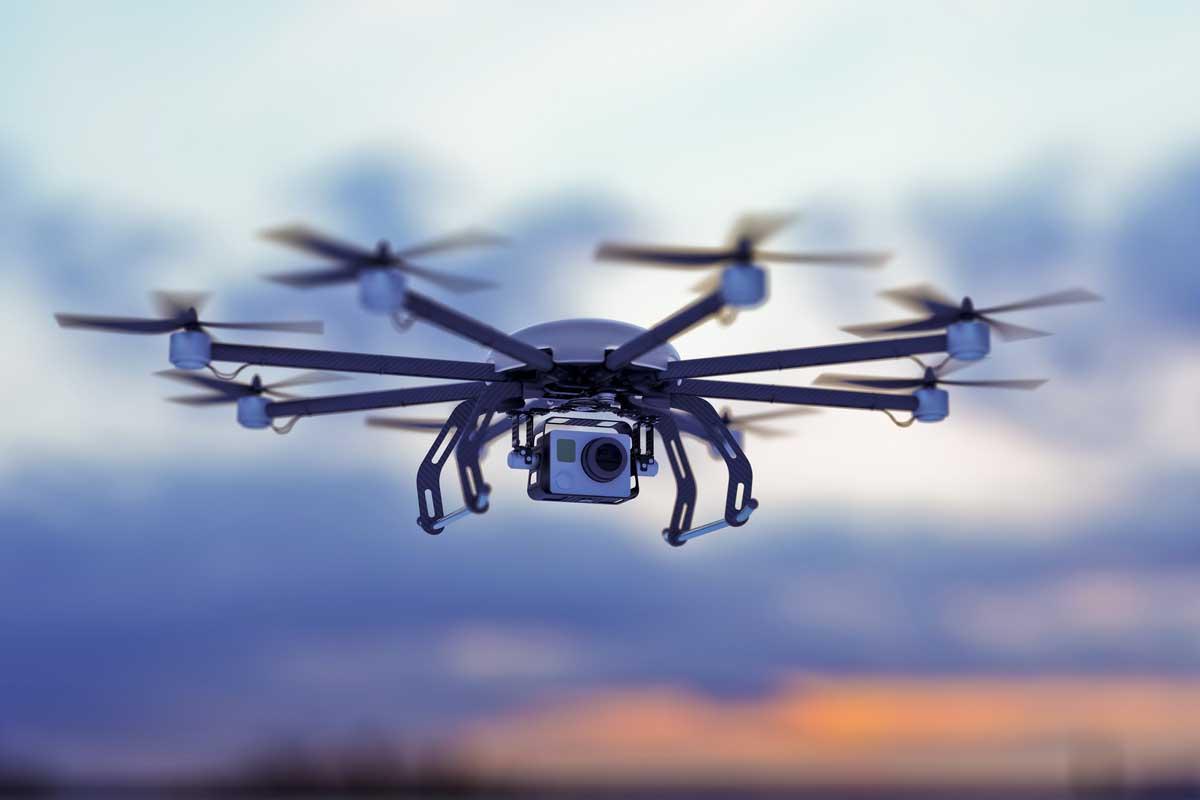 Drones, Siliguri lockdown, Siliguri Metropolitan Police, Siliguri, Covid-19