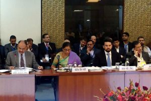 Nirmala Sitharaman holds pre-Budget consultation with states, UTs