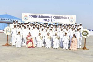INAS 314: RAPTORS – A formidable coastal boost for Indian Navy
