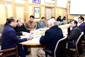 Jai Ram reviews preparedness for rally on two years of government