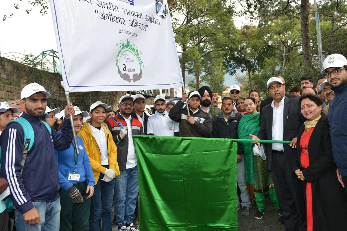 LPG, Dharamshala, Jai Ram Thakur, Himachal, Ujjawala, Ayushman Bharat, Himachal Pradesh
