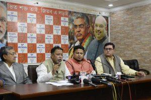 Mamata govt shielding criminals, terrorising Opp supporters: Mukul