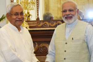 Fresh trouble in NDA as Nitish's party rejects BJP's 50:50 formula