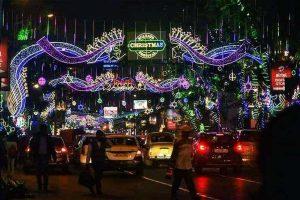Revellers hit Park Street as city in Christmas mood