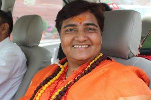 Pragya Singh Thakur files complaint against SpiceJet over seat allotment