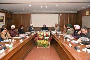 Captain blames SAD-BJP misrule for Punjab's 13th rank in good governance