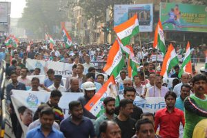 Rally to protest against PM's religious politics