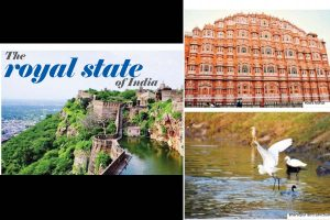 The royal state of India