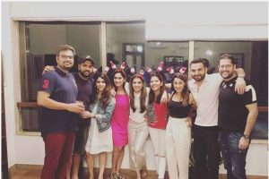 Here is how cricketers celebrated Christmas 2019