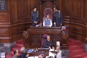Rajya Sabha adjourned over rape victim being set ablaze in Unnao
