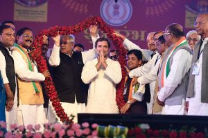 'Strength of country will increase only by uniting all': Rahul Gandhi