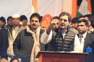 What our enemies could not do, is now being done by PM Modi, says Rahul Gandhi