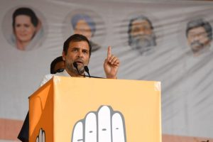 PM Modi cannot understand pain of common people, says Rahul Gandhi