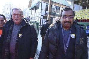 Several people released from house arrest, broadband services are being restored in J-K, claims Ram Madhav