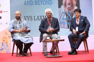 Ekamra Sports Lit Fest season 2: Sports stars and authors steal show on Day 1