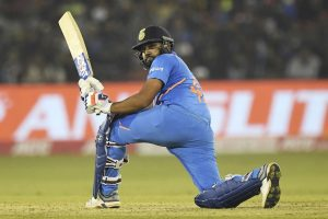 Rohit Sharma breaks Jayasuriya's 22-year-old record