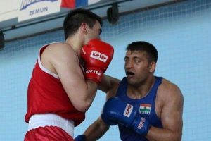 Boxer Sumit Sangwan gets one year ban for dope test failure