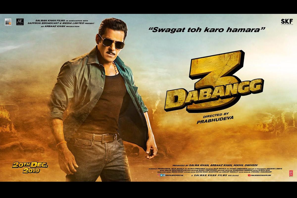 Salman Khan, Kichcha Sudeep, Dabangg 3