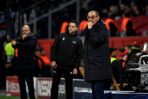 Maurizio Sarri open to knockout clash with Mourinho's Tottenham