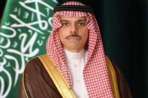 Saudi Foreign Minister to arrive in Pak on maiden visit