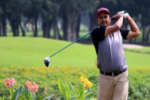 Shamim coasts to three-shot win at Kensville Open