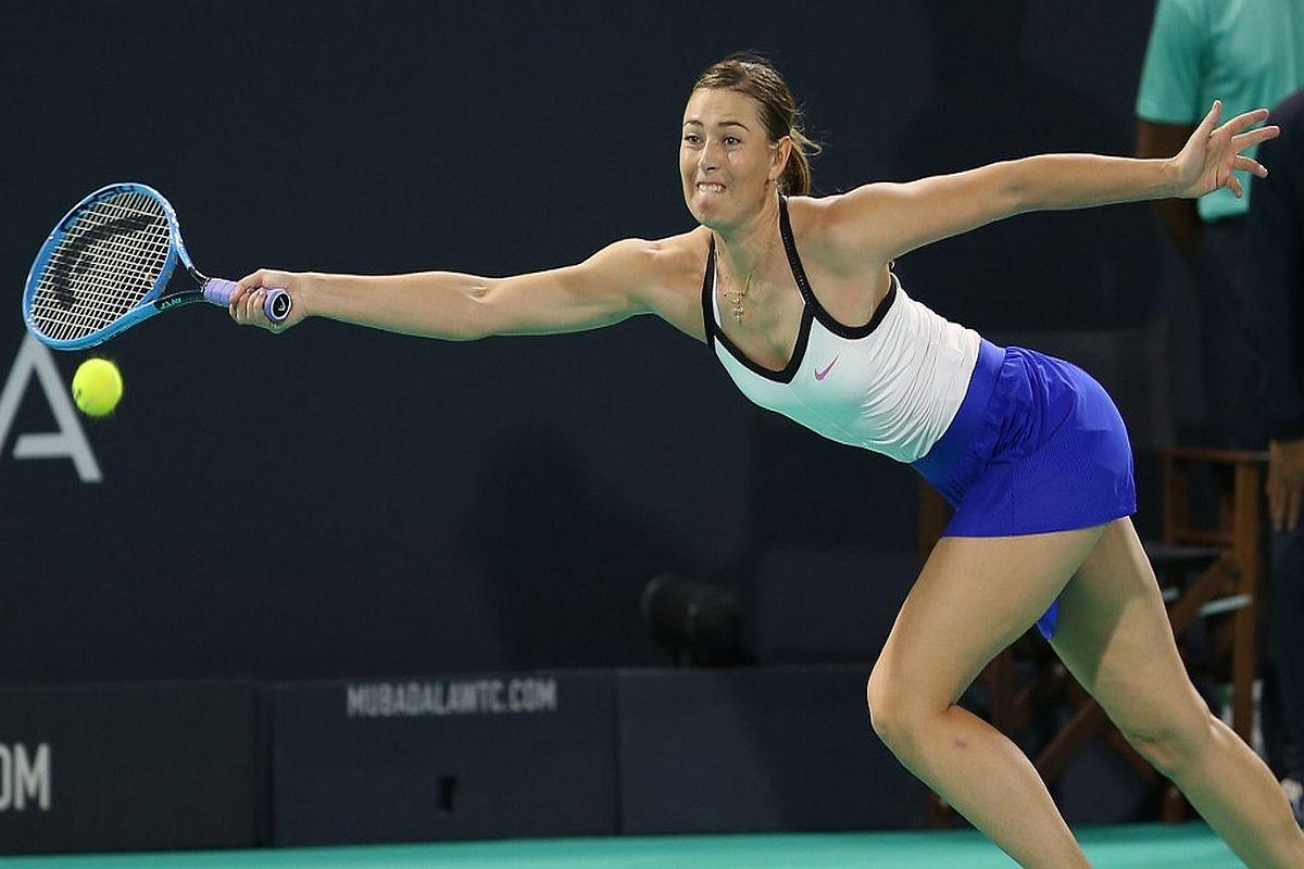 Maria Sharapova, Brisbane, US Open, Serena Williams