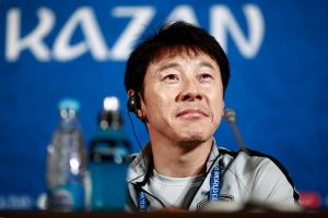 Former South Korea boss Shin Tae-yong named Indonesia head coach