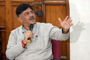 'Not for politics or power': Congress' DK Shivakumar hits back at BJP over Jesus statue