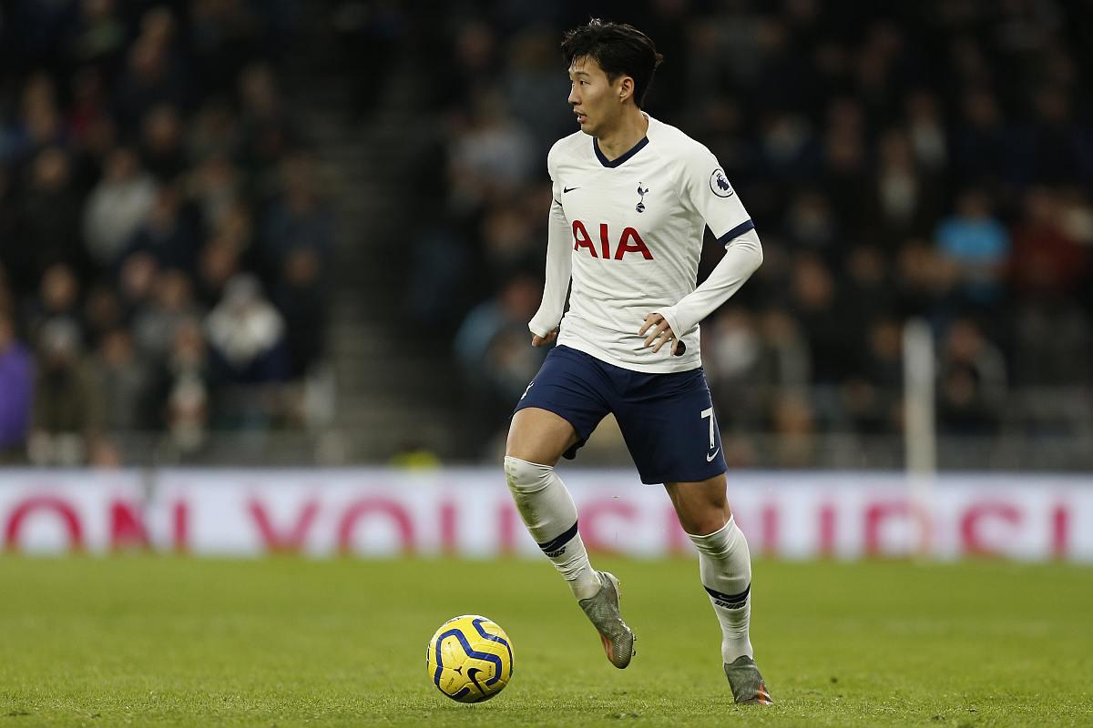 Son Heung-min, Tottenham Hotspur, Premier League, Jose Mourinho, Burnley