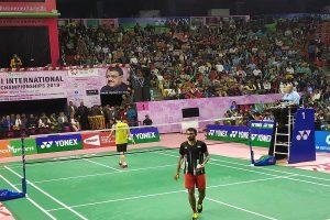 Syed Modi International: Sourabh Verma loses in final