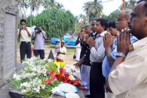 Sri Lanka marks 15th anniversary of 2004 tsunami