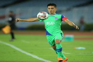Sunil Chhetri named PETA India's Hottest Vegetarians of 2019