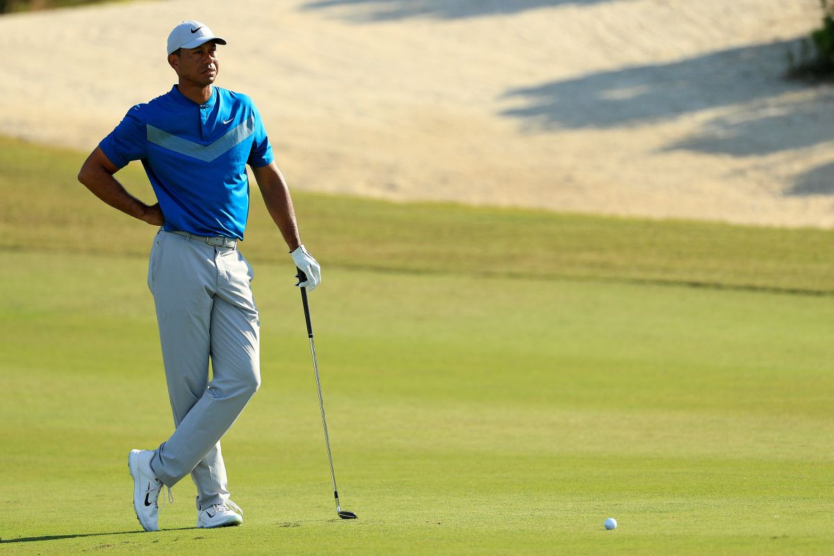 Tiger Woods, RBC Heritage