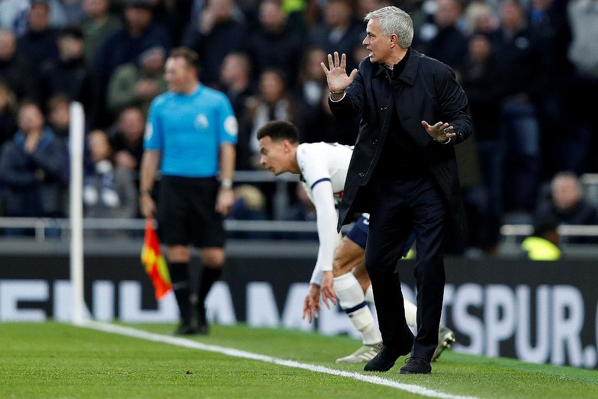 Jose Mourinho, Tottenham Hotspur, Real Madrid, Premier League, Zinedine Zidane, Chelsea, Mauricio Pochettinho