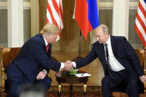Donald Trump, Russian President Putin speak on counterterrorism, ties: White House