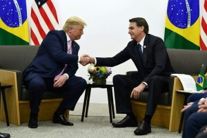 'US scrapping tariffs on Brazilian steel, aluminum', says Jair Bolsonaro