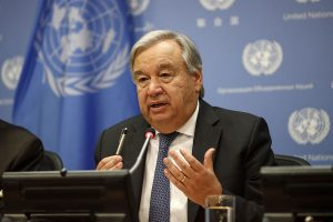 UN chief concerned over violence, 'use of excessive force' during CAA protests