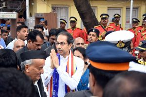 Police action on Jamia students 'reminded of Jallianwala Bagh': Uddhav Thackeray