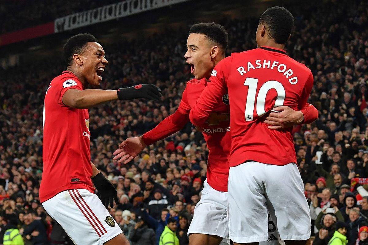 Ole Gunnar Solskjaer, Manchester United, Premier League, Newcastle United, Cristiano Ronaldo, Mason Greenwood, Marcus Rashford, Anthony Martial