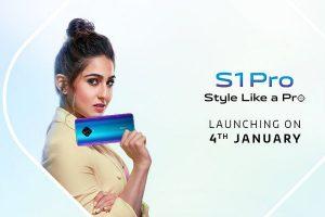 Vivo announces India launch date for S1 Pro