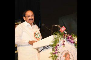 Need for an enlightened, constructive debate on CAA, NPR: Venkaiah Naidu